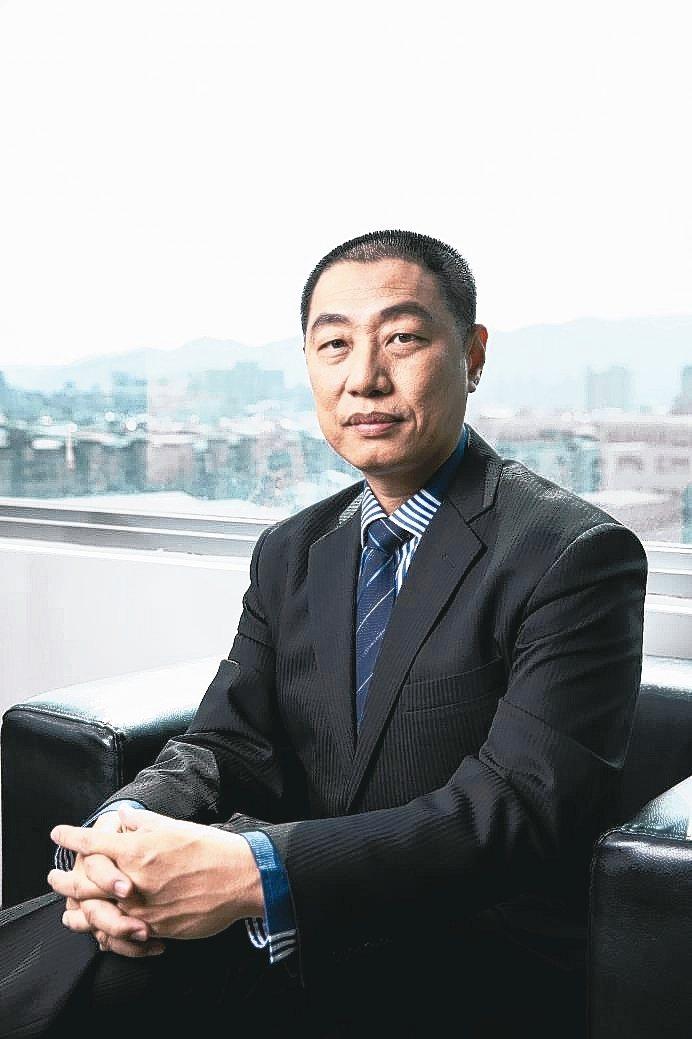 開陽集團董事長蔡宗融。 圖/開陽提供