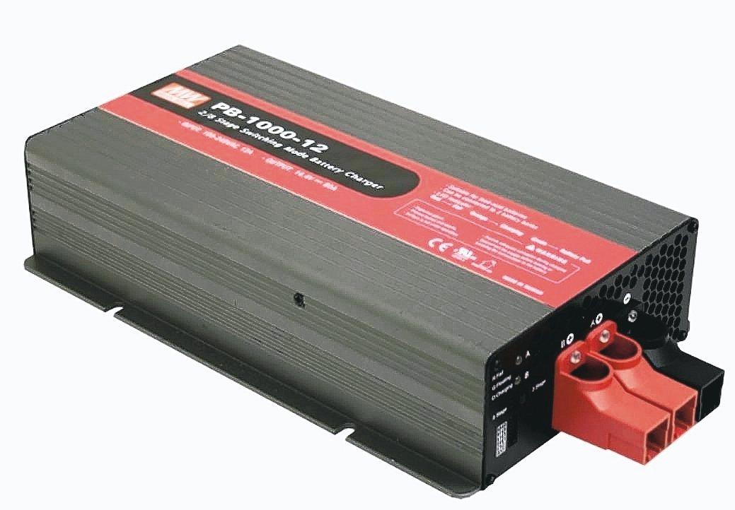 明緯企業PB-1000電源供應器。 明緯/提供