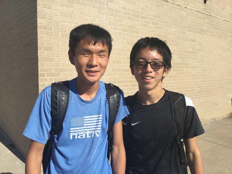 中國孤兒院兩男童故事。瑟爾比家族提供