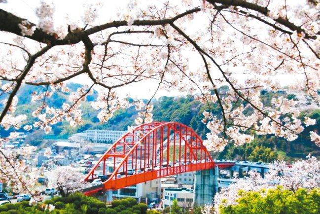 「賞櫻行程」是國人最愛的季節旅遊,甚至超越暑假觀光旺季。 圖/雄獅旅遊提供