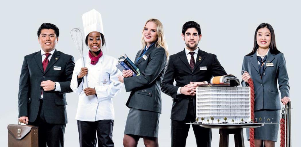 飯店管理,觀光,廚藝的瑞士權威學位課程。劍橋國際教育機構/提供