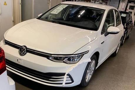 第八代Volkswagen Golf發表前不小心露臉 這個造型你喜歡嗎?