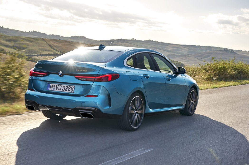 全新BMW 2 Series Gran Coupe (F44) 的誕生代表BMW...