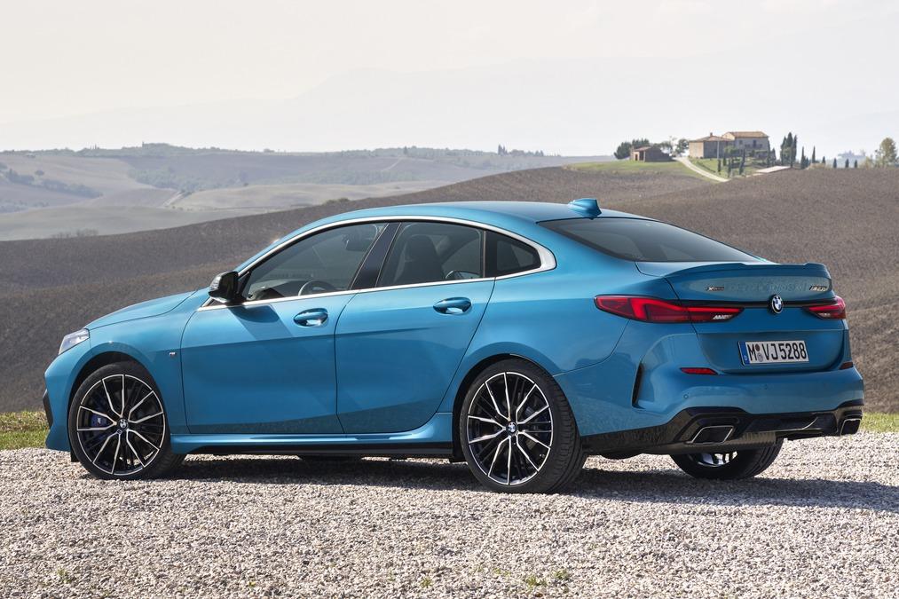 對抗賓士CLA的入門轎跑 全新BMW 2 Series Gran Coupe提前登場、售價順勢公佈!