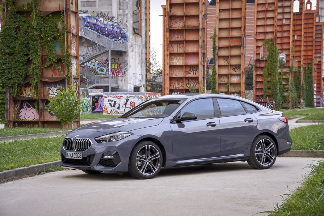 全新BMW 2 Series Gran Coupe (F44),圖為220d搭配...