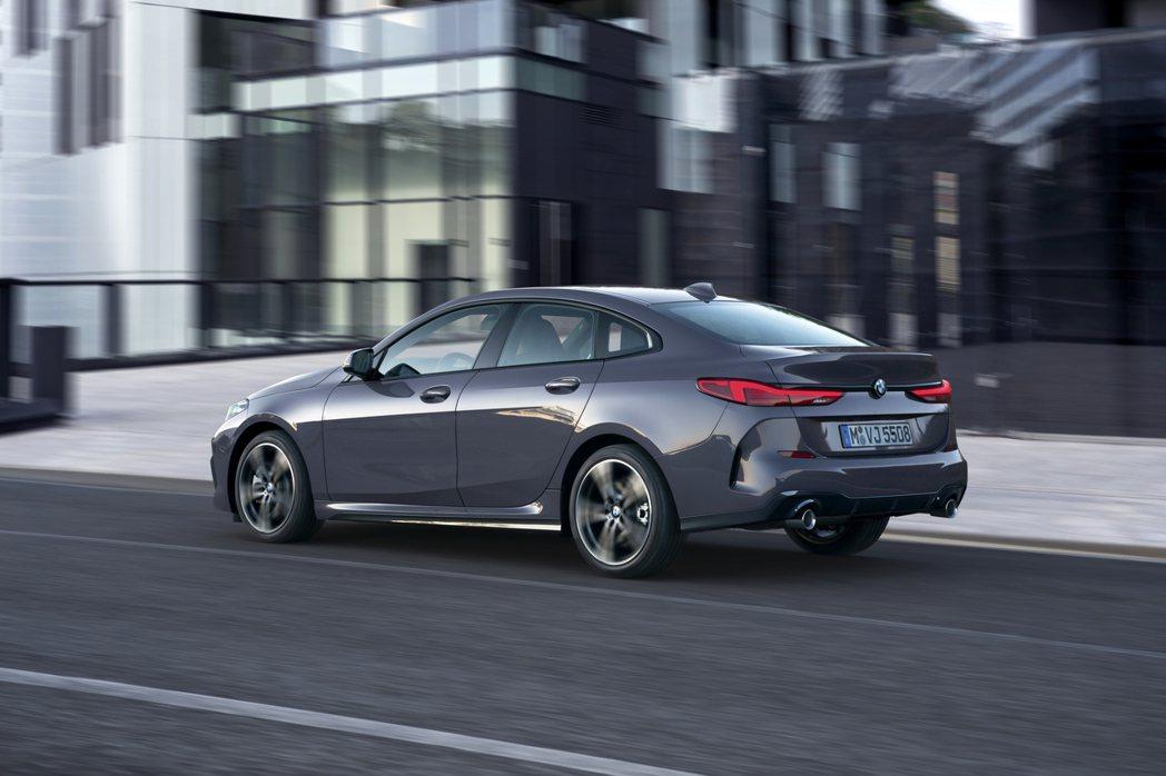 全新BMW 2 Series Gran Coupe (F44) 將於德國萊比錫生...