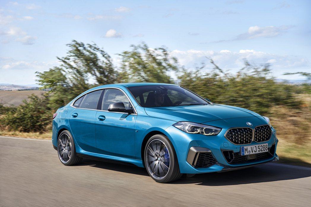 全新BMW 2 Series Gran Coupe (F44) 預計於明年三月率...