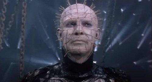圖片來源/《Hellraiser - The Death of Pinhead ...