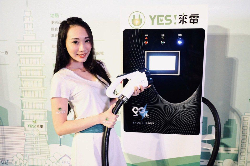 裕電能源「YES!來電」品牌擁有 「最多元的充電樁產品線、最多品牌與產品適用、全...