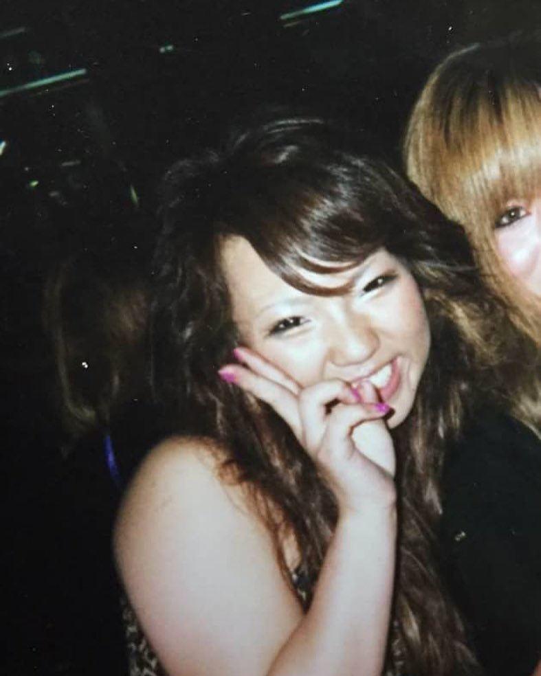 高泉絢美小姐18歲時重達77kg。(Instagram@ayamitakaizu...