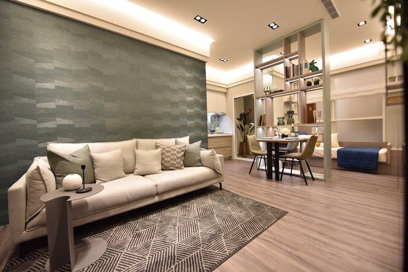 「樂洋洋」讓您省荷包輕鬆成家買到3房的好宅。