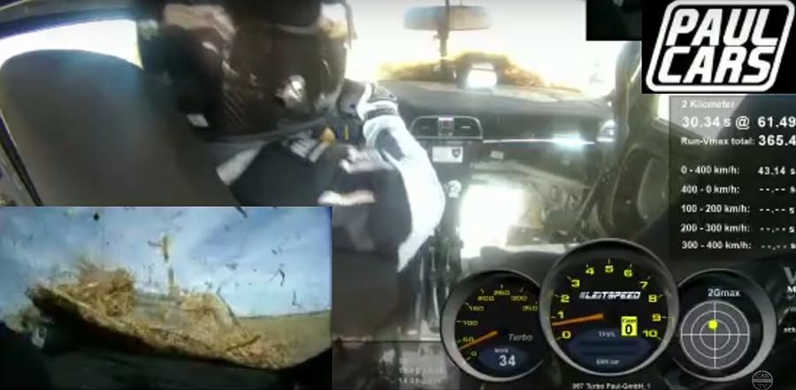 裁自Car Acceleration TV影片