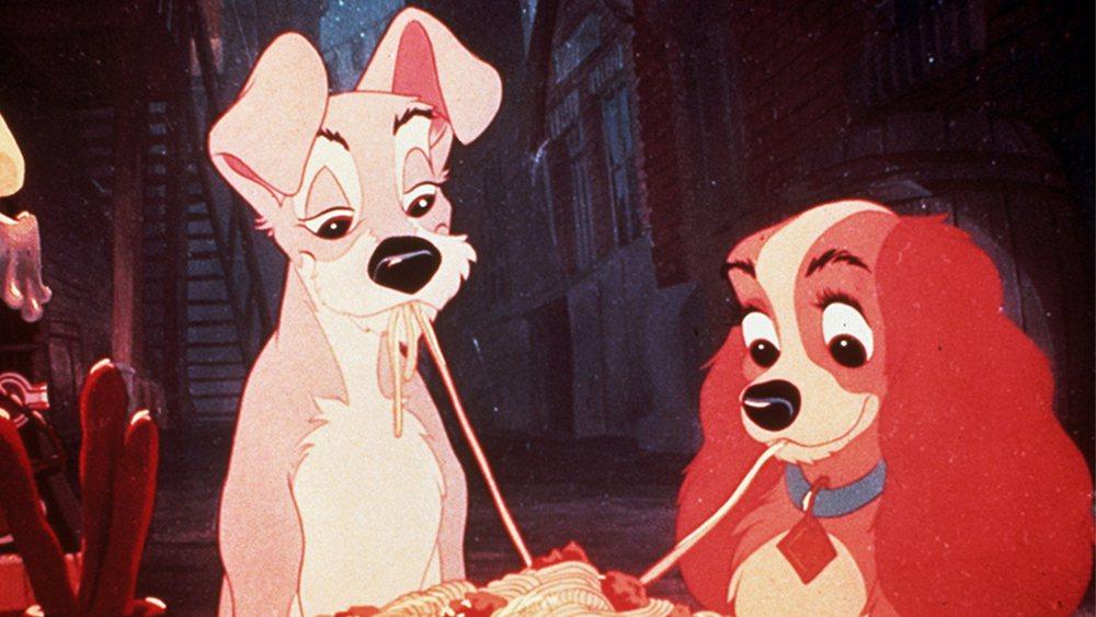 「小姐與流氓」是迪士尼最受喜愛的經典動畫片之一。圖/摘自Variety