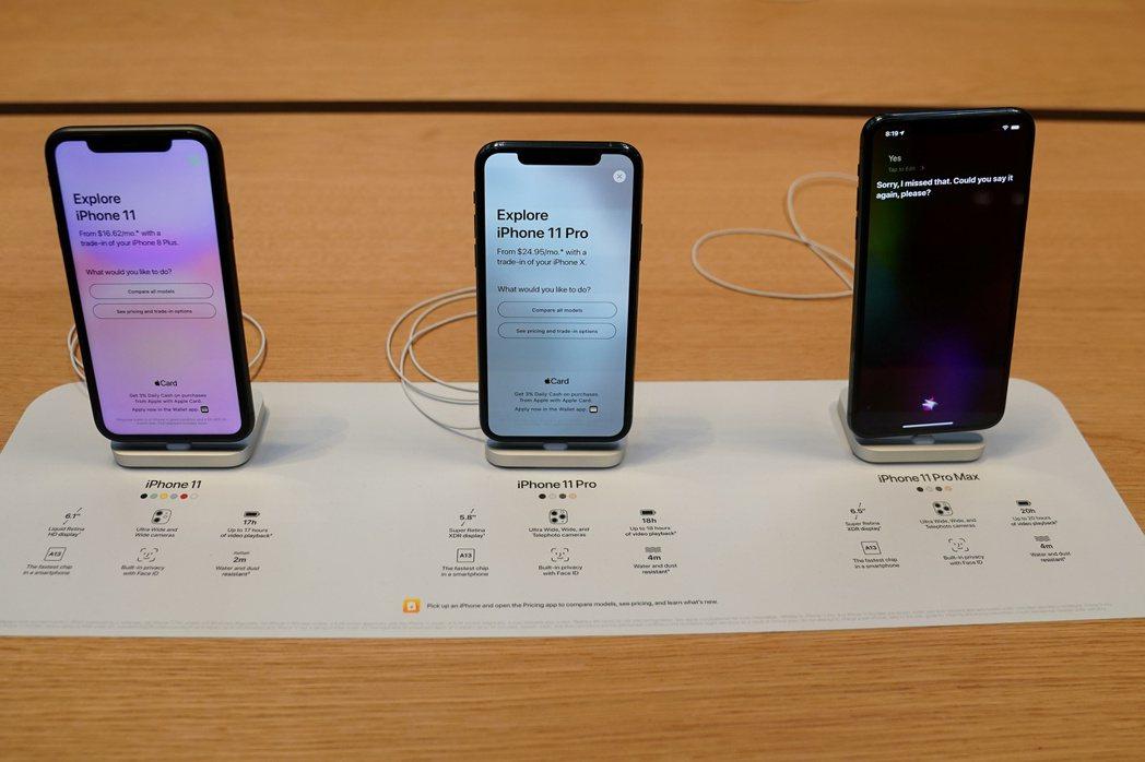 分析師預測,iPhone在2020年上半的銷售將下滑。路透