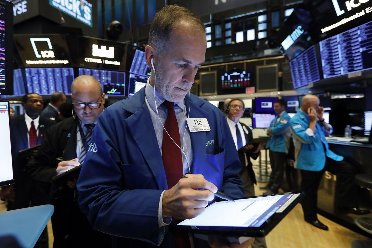 投資人由消息面回歸企業財報的基本面。美聯社