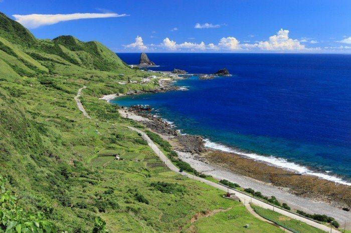 蘭嶼風光。圖/觀光局提供