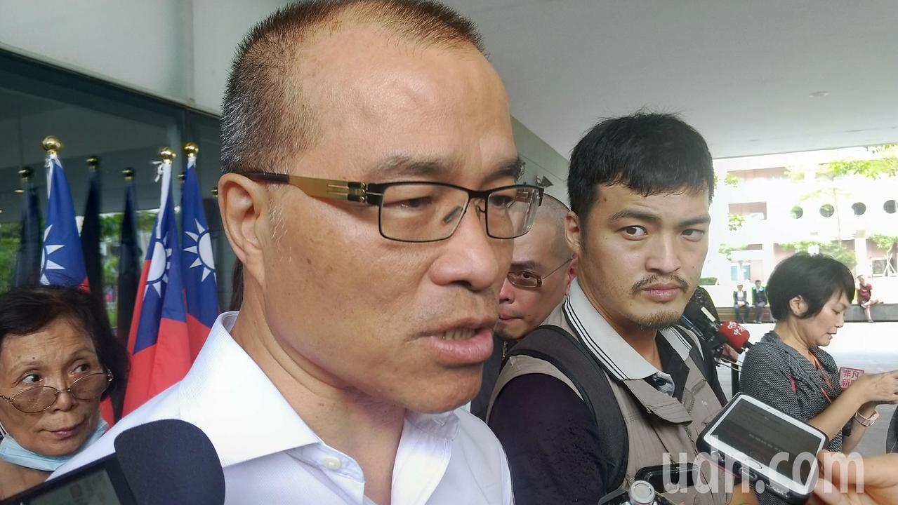 副市長葉匡時今起代理高雄市長。圖/本報資料照片