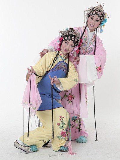 台南藝術節精彩好戲,薪傳歌仔戲劇團搬演「陳三五娘」。圖/文化局提供