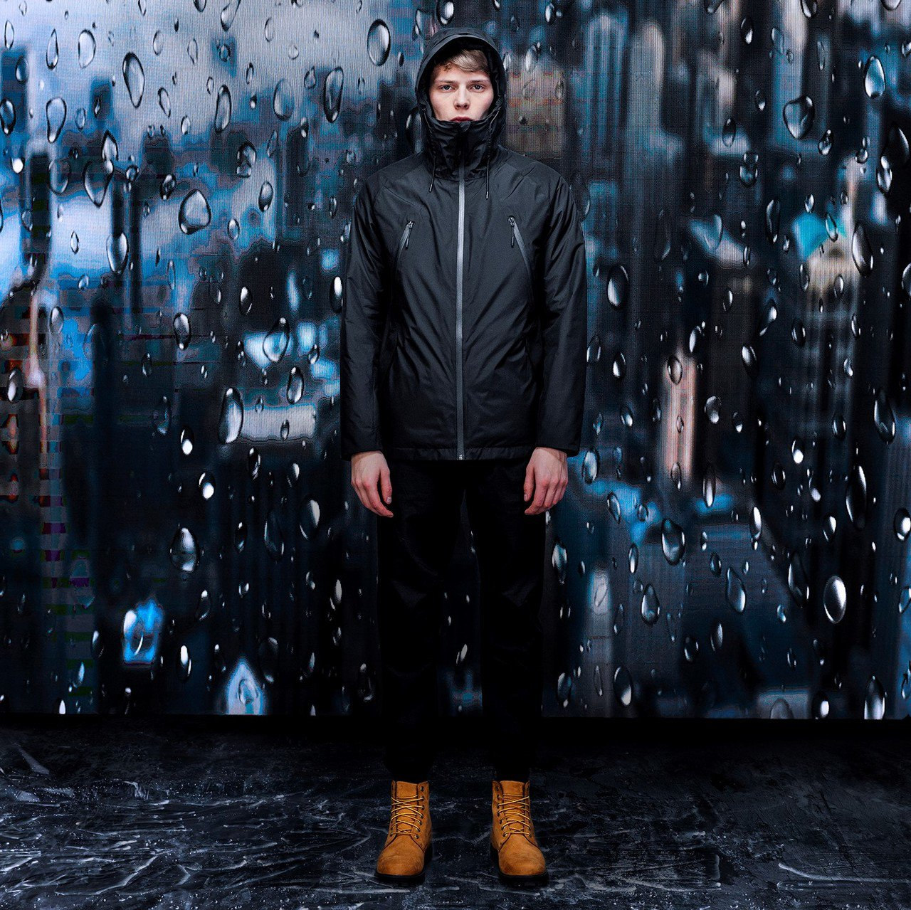 Timberland推出極致冬季系列包含冬靴與外套。圖/Timberland提供