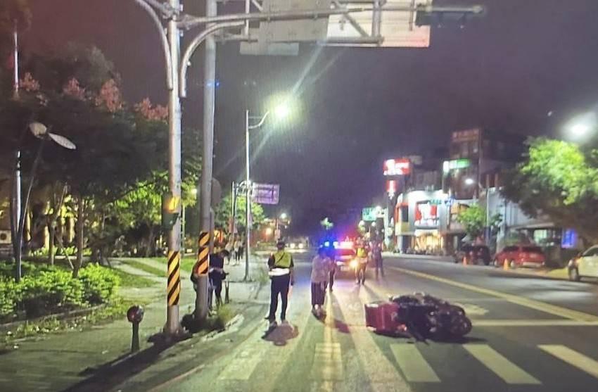 宜蘭最近半個多月來,接連發生7起美食平台外送員車禍意外,昨晚又有一件,安全問題讓...