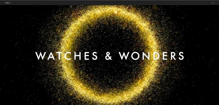 2020年的SIHH將改制為Watches & Wonders Geneva。圖...