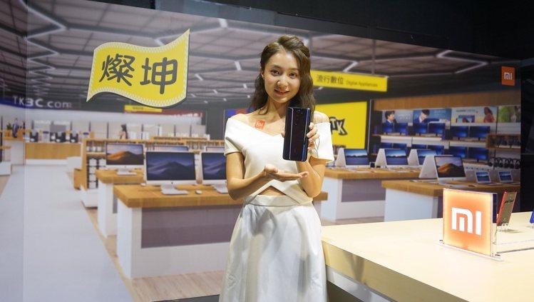自10月17日起,小米將一舉進駐283間燦坤3C門市,其中16間精選門市特別設置...