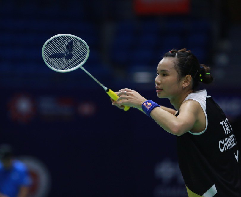 戴資穎丹麥公開賽,挺進四強賽。圖/Badminton Photo提供(資料照)