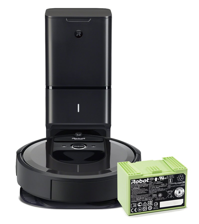 iRobot Roomba i7+掃地機器人原價58,999元,特價39,880...