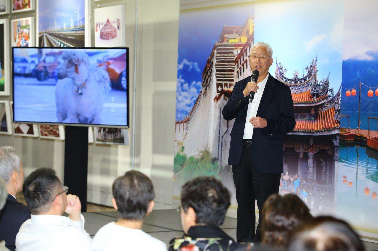 錦繡河山攝影展作者鄧予立。圖/主辦單位提供
