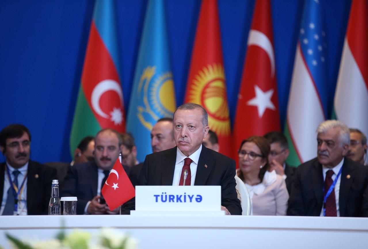 土耳其總統厄多安表示不會退出敘北。路透