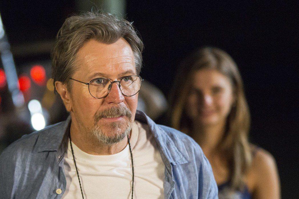 奧斯卡影帝蓋瑞歐德曼領銜主演「鬼船瑪麗號」。圖/采昌提供