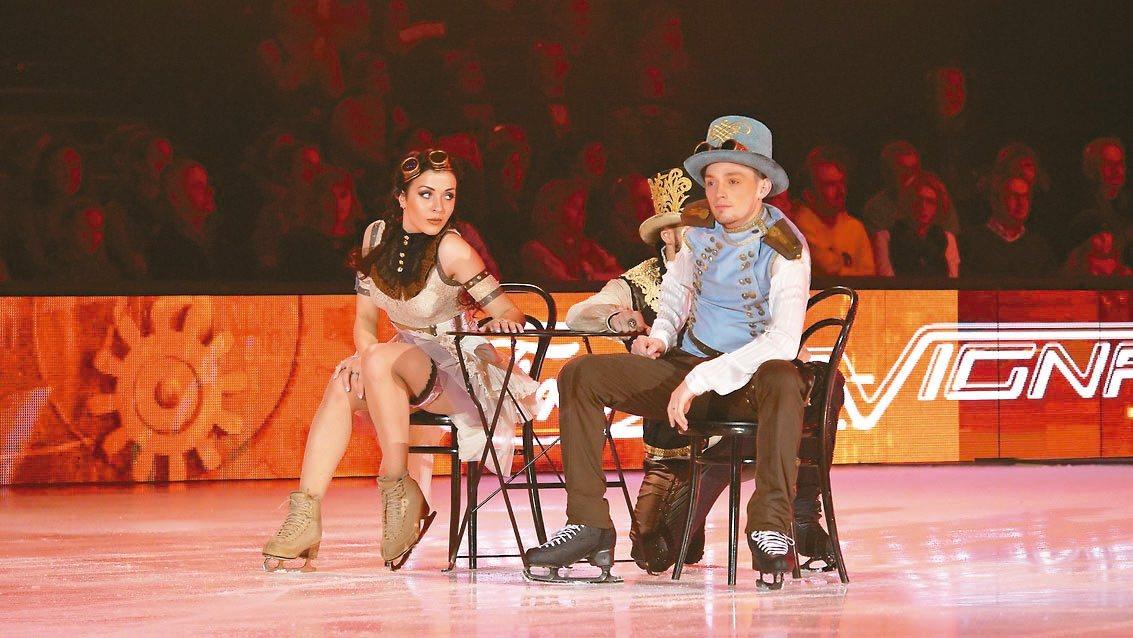 「Art on Ice歌舞冰上」有望在明年登台,值得期待。 圖/聯合數位文創提供