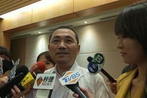 <u>侯友宜</u>輔選動起來 籲支持國民黨提名的參選人