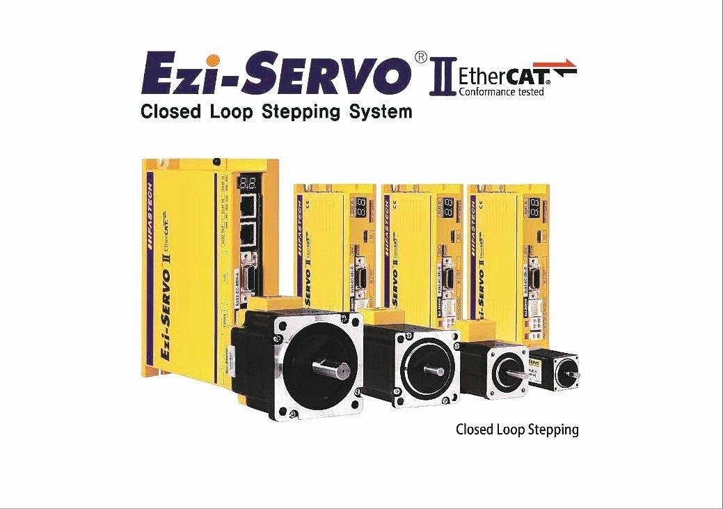 司麥德發表Ezi-SERVO II EtherCAT步進伺服馬達,與多種上位控制...