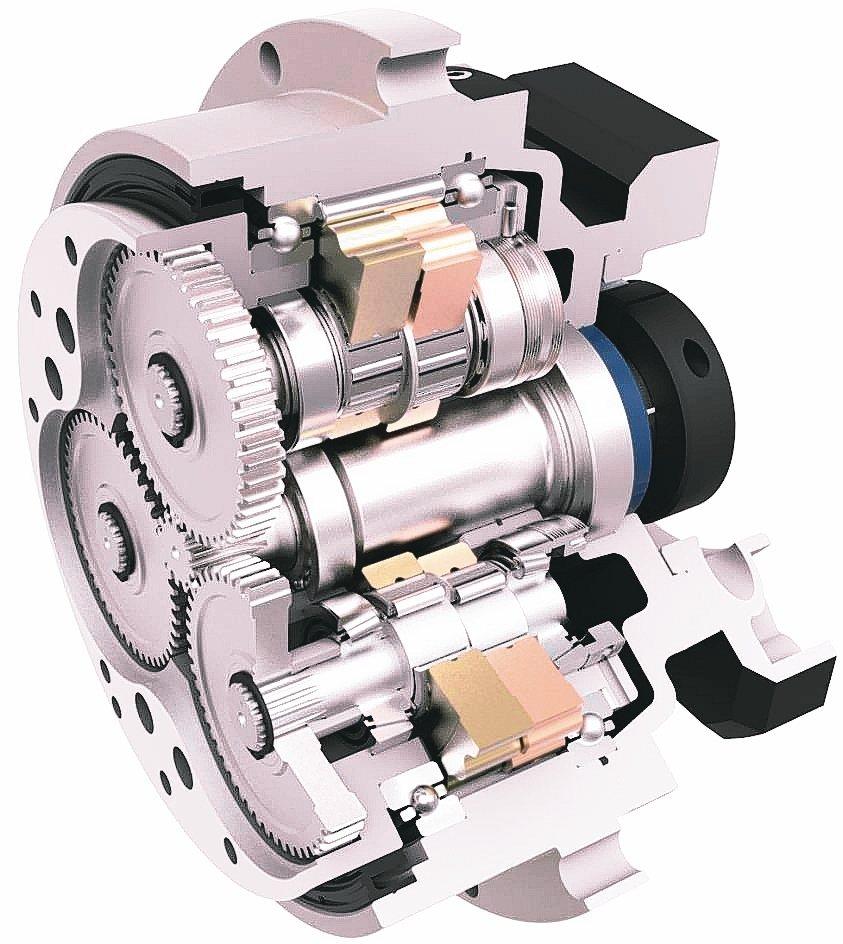 利茗機械是台灣唯一同時具諧波式減速機、擺線減速機(RV減速機)兩項產品量產能力廠...
