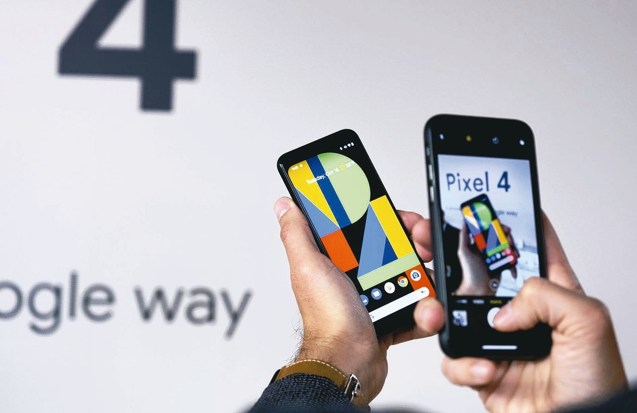 Google發表最新智慧手機Pixel 4、改良的Pixel Buds耳機及多款...
