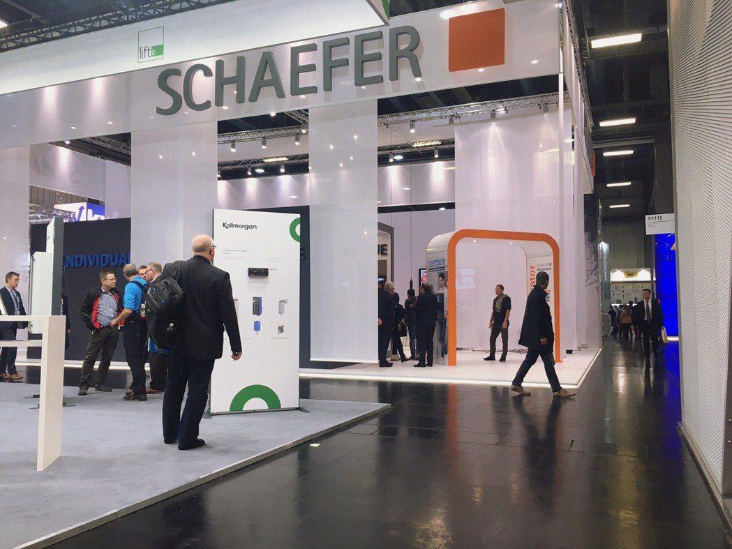 德國SCHAEFER公司。盛大/提供