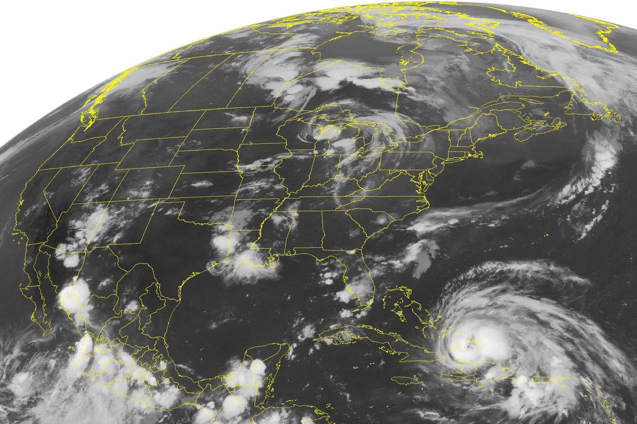 科學家發現,當颶風與地震這兩種天災會混搭在一起,將成為新型災害「風暴震」。美聯社