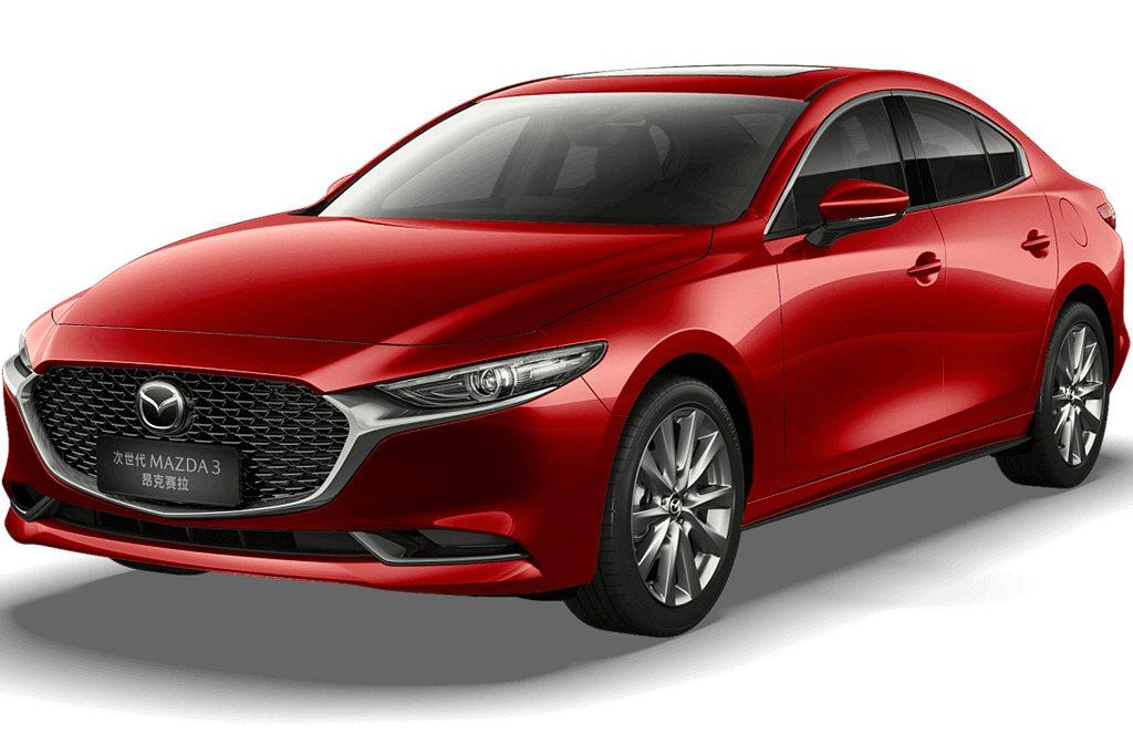 中國製新Mazda 3雖然延續「KODO Design 2.0魂動設計」不過細節...