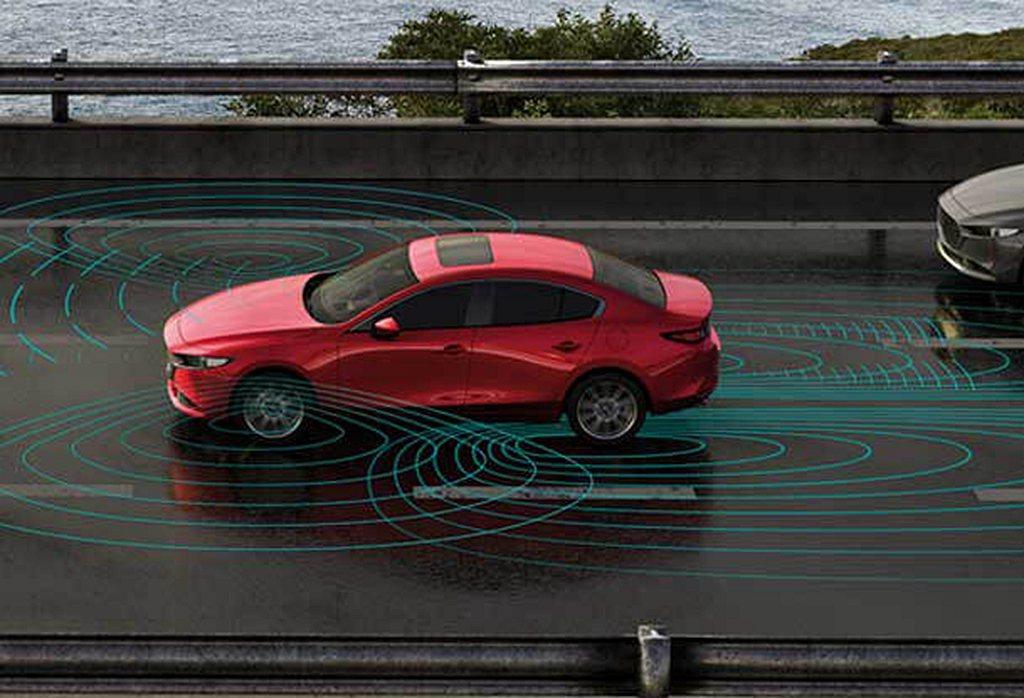 中國製新Mazda 3標配7具防護氣囊、DSC電子車身動態穩定系統,但i-ACT...