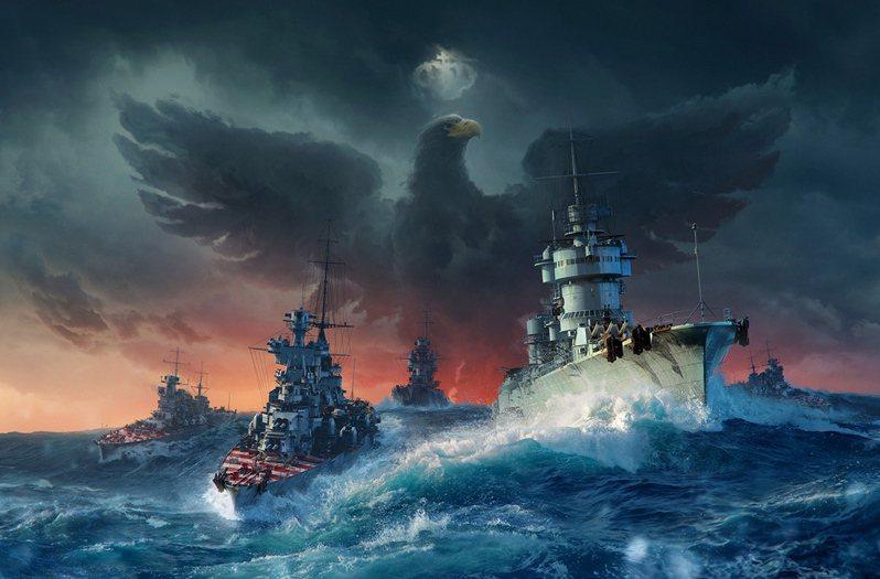 《戰艦世界》0.8.9版本更新!全新義大利巡洋艦搶先體驗