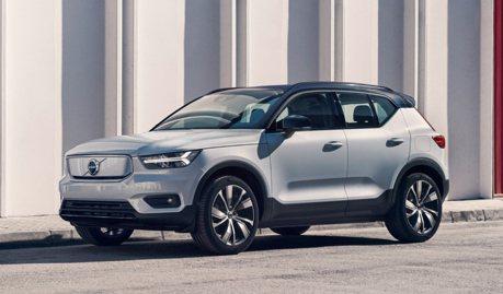 品牌電氣化不是玩假的 Volvo首款純電車XC40 Recharge正式推出!