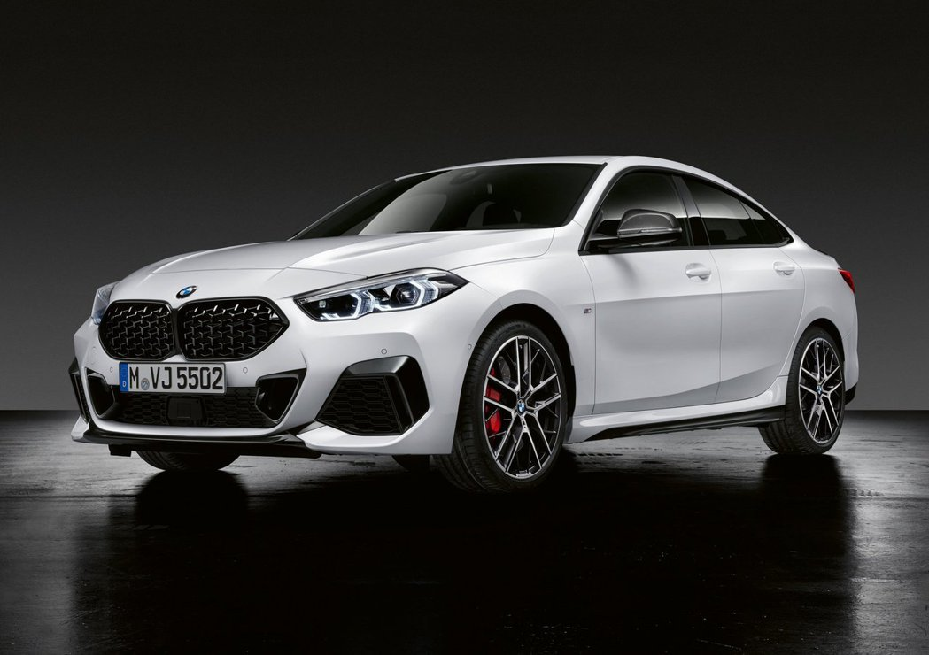 穿搭專屬M Performance套件的BMW 2 Series Gran Co...