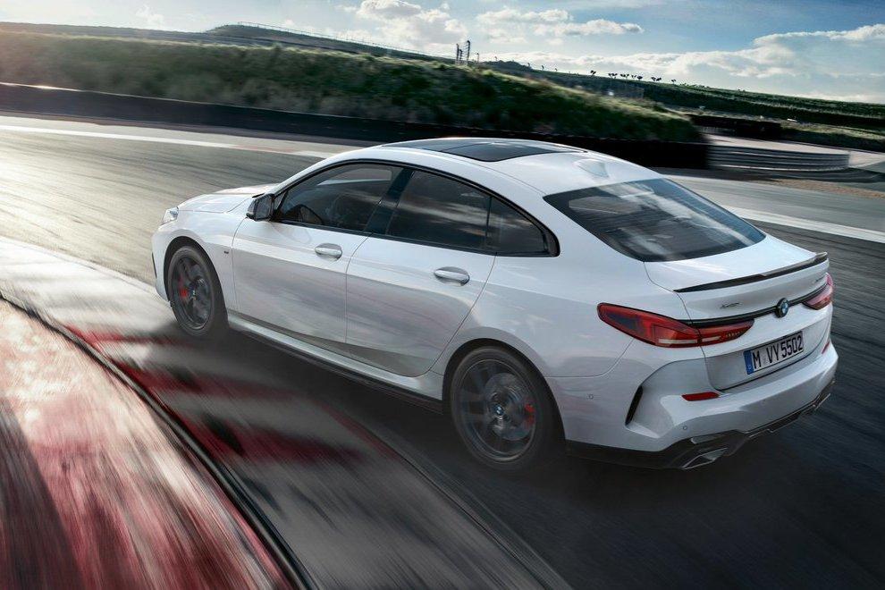 是前驅車也沒關係 搭配專屬M套件還是可以讓BMW 2 Series Gran Coupe出門有風!
