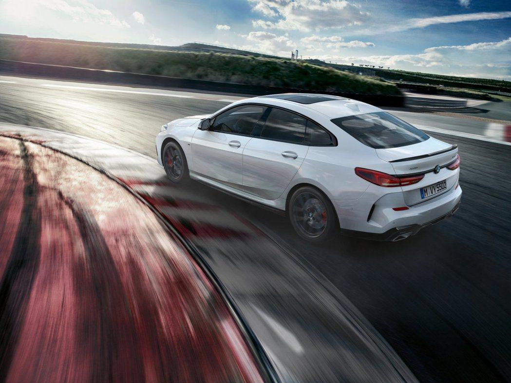 全新BMW 2 Series Gran Coupe預計在明年三月率先於歐洲販售。...