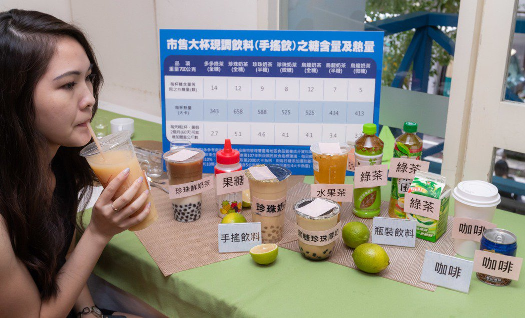 台灣青少年咖啡茶飲不離手嗜糖如命, 血中尿酸值提高恐引發腎臟病!護腎者聯盟/提供