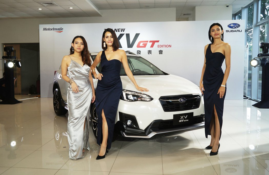 SUBARU XV GT Edition在台上市!。 記者趙駿宏/攝影