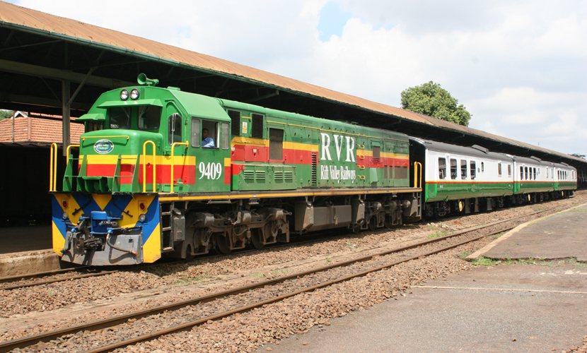 奈馬鐵路通車將帶來更多發展機會,也會鞏固肯亞交通物流樞紐的地位。(photo b...