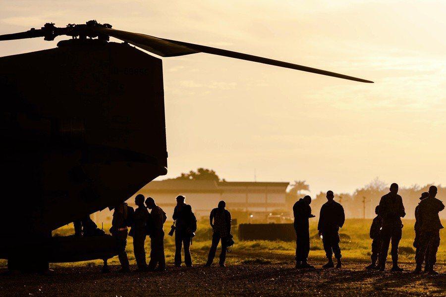 美國總統川普為了實現撤軍的競選承諾,突然撤軍敘利亞,引發國內反彈。(photo ...
