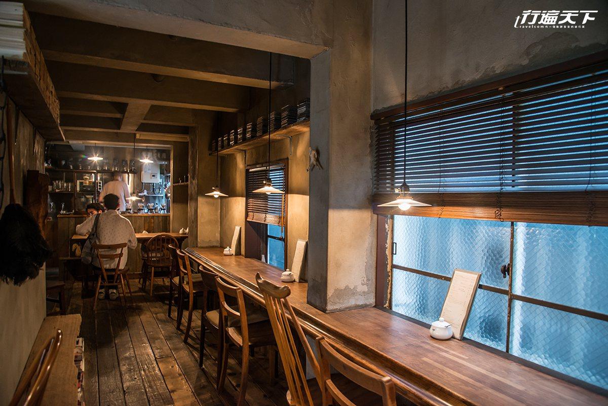 ▲好不容易找到了入口,裡面安安靜靜像是來到京都人家。